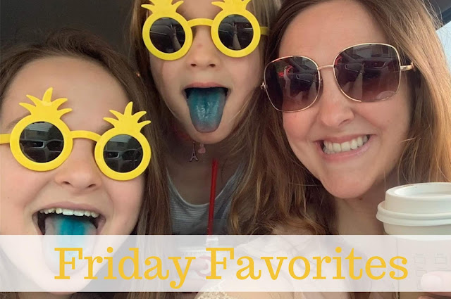 Friday Favorites - Mom Blog / Pittsburgh Blog / Baby Blog / Down syndrome Blog / Big Family Blog
