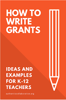 How to Write a Classroom Grant: Ideas and Examples for Teachers