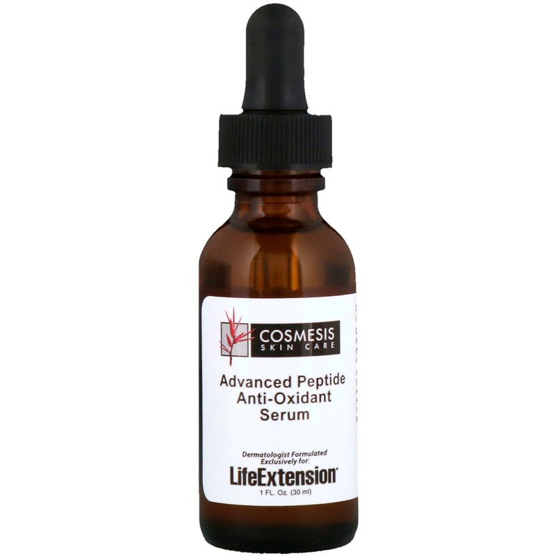 Life Extension, Advanced Peptide Anti-Oxidant Serum, 1 oz (30 ml)