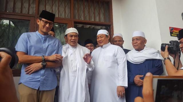 Dijadikan Inspirator Timses Prabowo-Sandi, Rhoma Irama: Wajib All Out