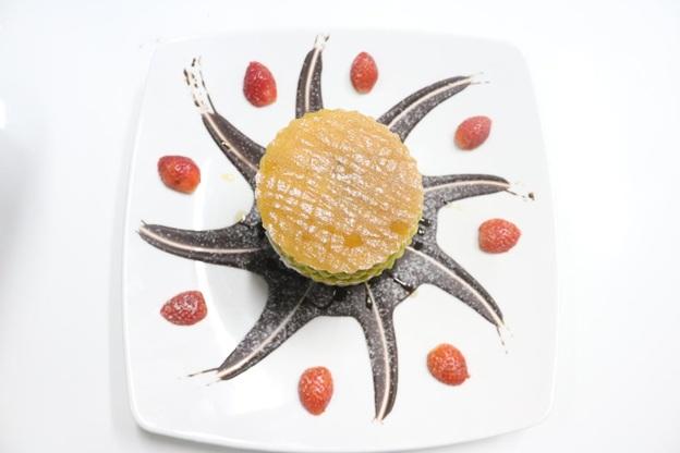 Tuyệt ngon và lạ miệng với những lát bánh pancake thơm lừng.