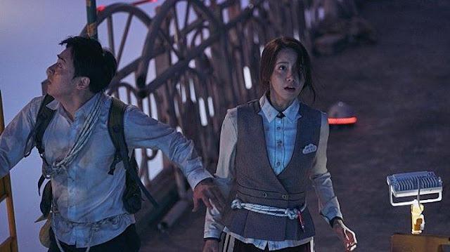salah satu adegan di film exit