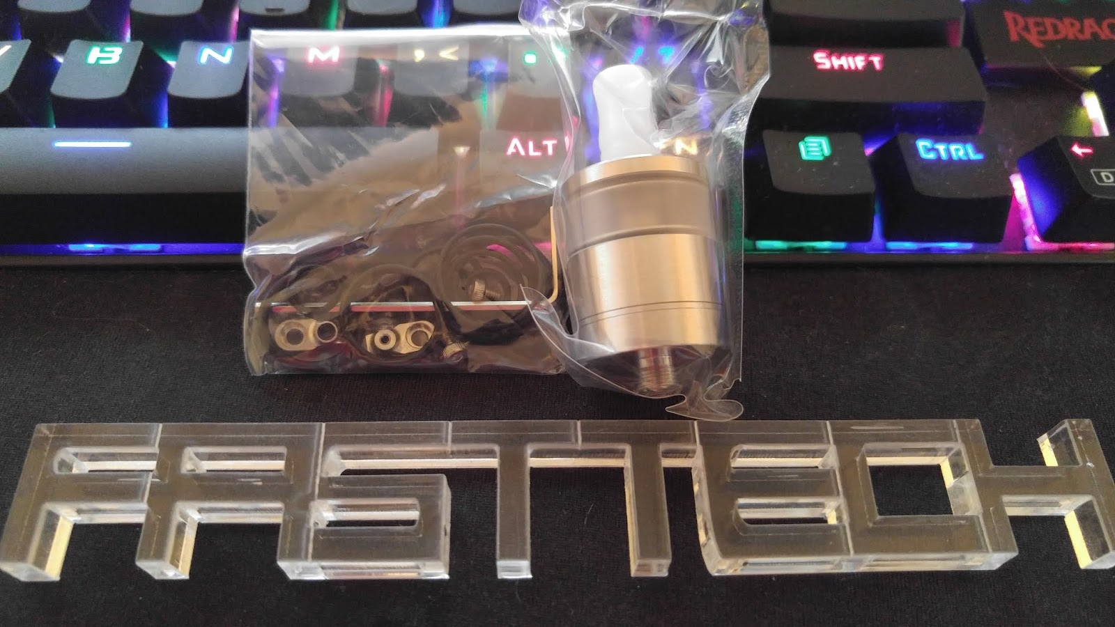 The Fasttech Styled Digest: FTSD Review - Dvarw MTL Styled RTA - 2ML