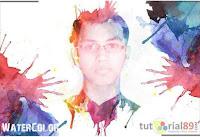 Cara Membuat Watercolor Di Photoshop
