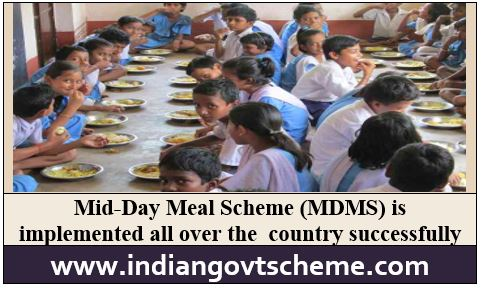 Mid-day Meal Scheme