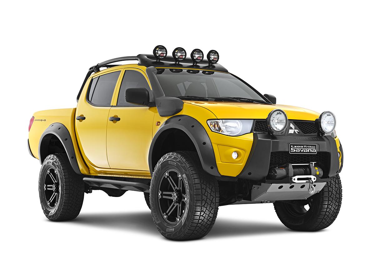 9f79cb362 ConcettoMotors: Mitsubishi e AutoDuo fazem show car da L200 Triton ...