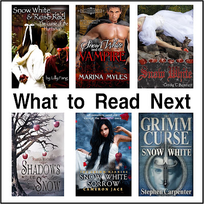 "Enjoy Snow White's Happily Ever After with these book retellings of the classic fairy tale.  You'll find lots of fun romance, a little bit of what happens after ""ever after"", and a new way to hear the story in these kindle eBooks."