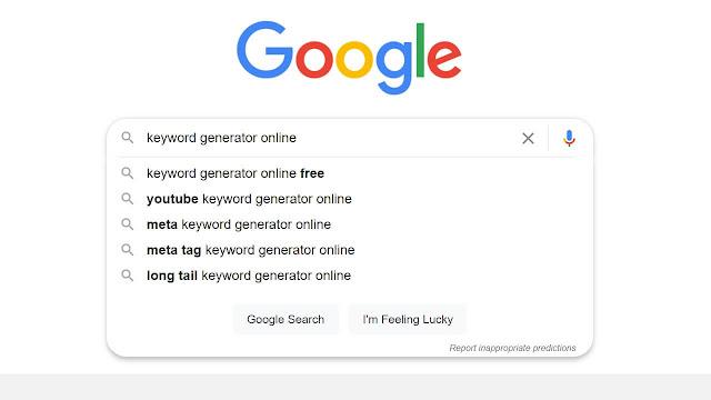 Google Autocomplete Keyword generator online free