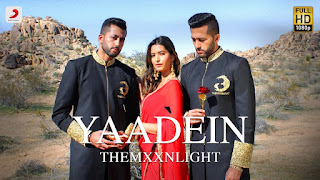 Yaadein Lyrics Themxxnlight