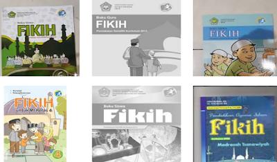 Buku Siswa Fikih MI MTS MA Kurikulum 2013
