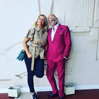 Manuel Luís Goucha e Cristina Ferreira