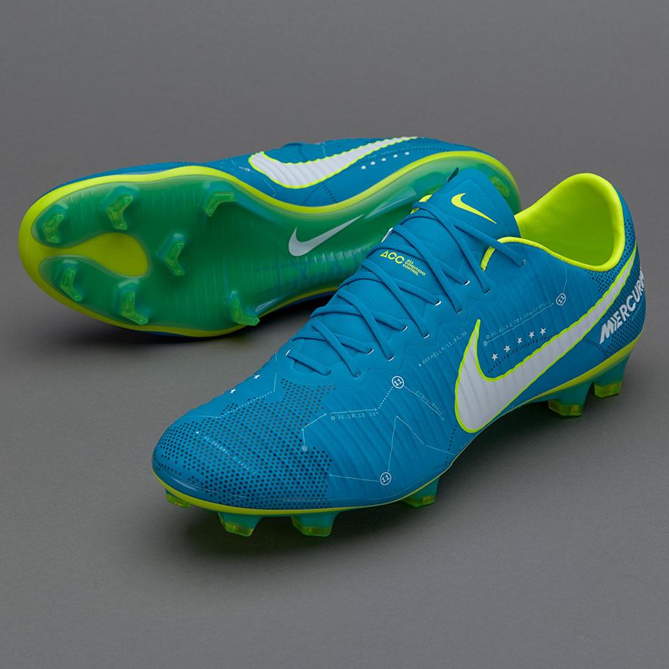 a8787108f38e ... spain sepatu bola nike mercurial vapor xi neymar jr fg blue orbit white  armory navy 95b5a