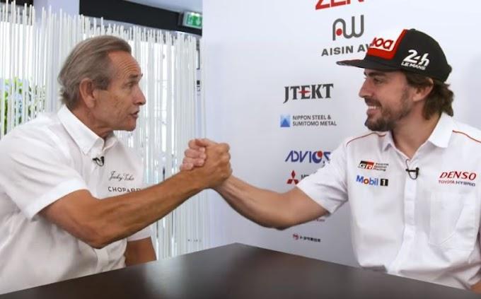 F1, LE MANS Y DAKAR: JACKY ICKX, MUCHO ANTES QUE ALONSO