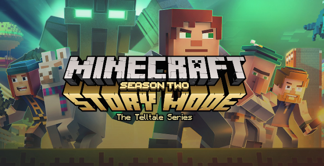 Download  Minecraft Story Mode Season Two Mod Apk