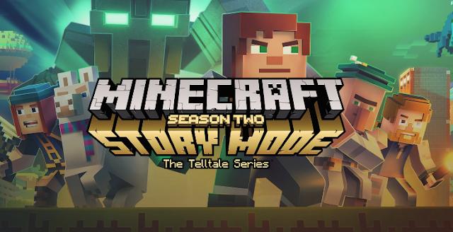 Minecraft: Story Mode - Season Two v1.07 Mod Apk Terbaru (Unlocked Season)