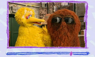 Snuffy and Big Bird again argue over who should say goodbye first. Sesame Street Elmo's World Friends Video E-Mail