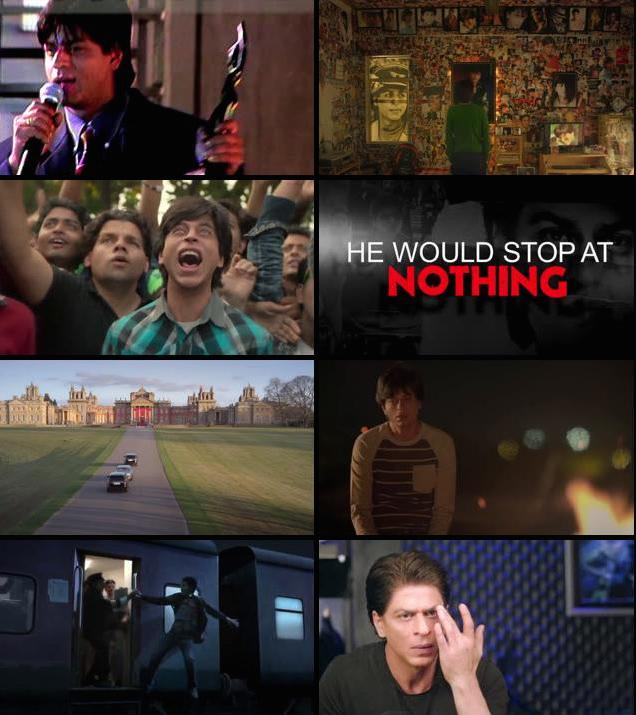 Fan Official Trailer 720p HD Download