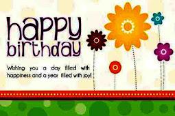 Ucapan Selamat Ulang Tahun Untuk Anak Perempuan