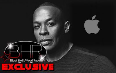 N.W.A Star Dr.Dre Teams Up With Apple For New TV Show