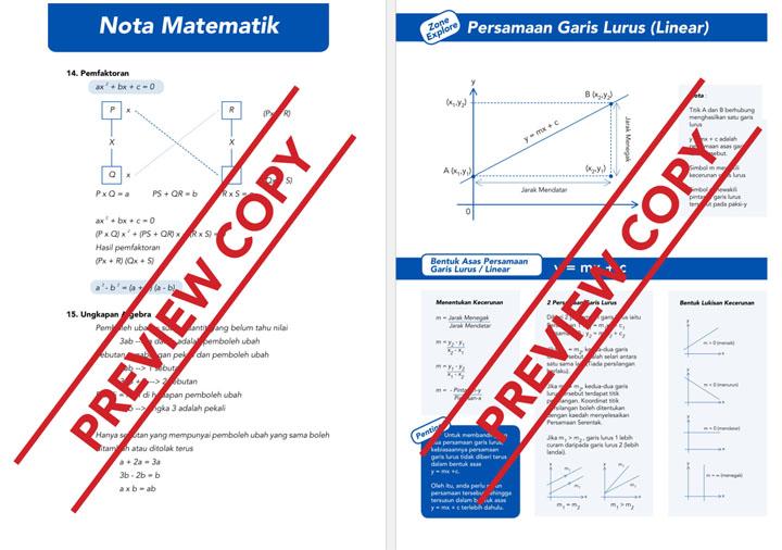 Nota Matematik Penolong Pegawai Pendaftaran KP29