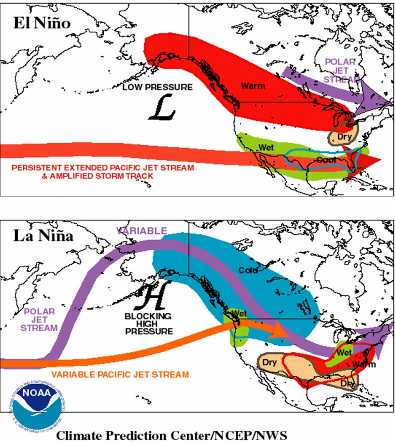 The Weather Centre  Preliminary Enso Outlook For Winter 2014
