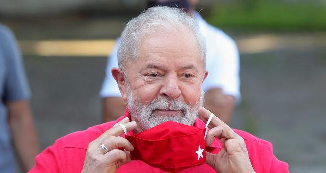 STF confirma anulação de condenações da Lava Jato contra Lula.