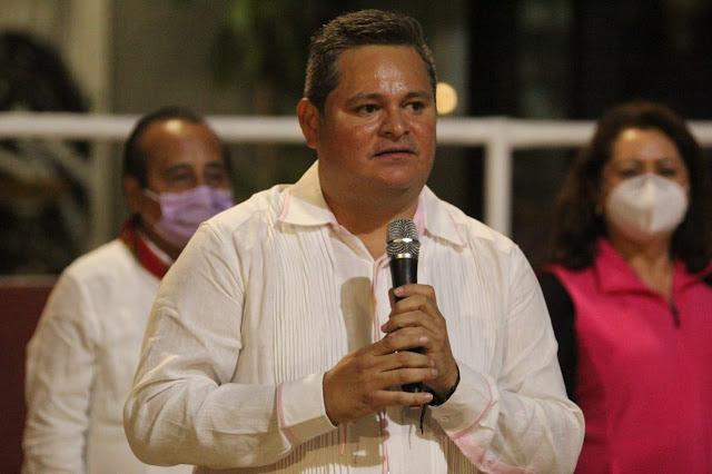 En Fuerza por México vamos con libertad plena en el ejercicio de la democracia. Antonio Sánchez