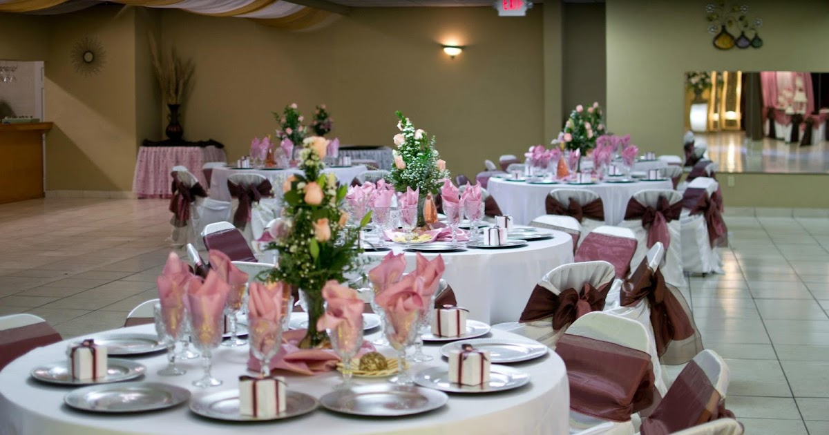 Cake Came With Wedding Reception Hall