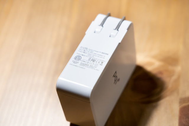 【開箱】靈巧多工一對三 PQI Smart i-Charger PD 41W 充電器 - 支援 USB-C、USB-A 充電