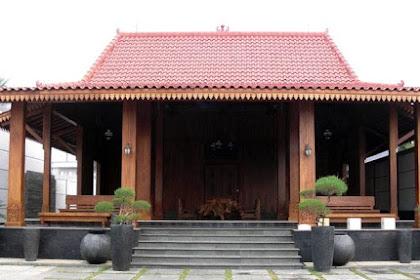 Rumah Adat Jawa Tengah Beserta Gambarnya ( Rumah panggang pe )