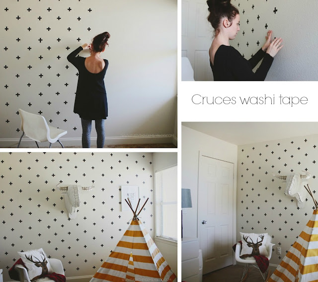 IDEAS DIY CON WASHIN TAPE O CINTA DECORATIVA by artesydisenos.blogspot.pe
