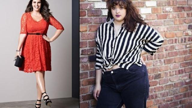 7 Trik Memilih Pakaian untuk Wanita Gemuk