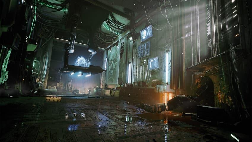 Feardemic анонсировала The Raid - мультиплеерный шутер во вселенной киберпанк-хоррора Observer