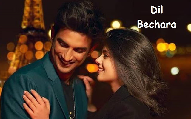 New song of Dil Bechara released, Sushant-Sanjana showed the way to live life