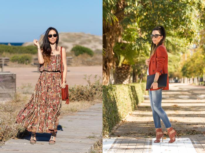 Los mejores looks verano primavera de la blogger influencer de moda de Valencia