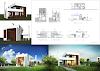 Modern House 2d & 3D model [DWG, SKP]