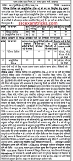 UP Jal Nigam notice