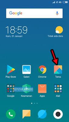 Cara Ganti Font Hp Xiaomi Redmi Note 5A Semua Versi Gratis Tanpa Root