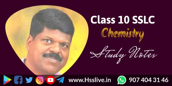 class-10-sslc-chemistry-notes