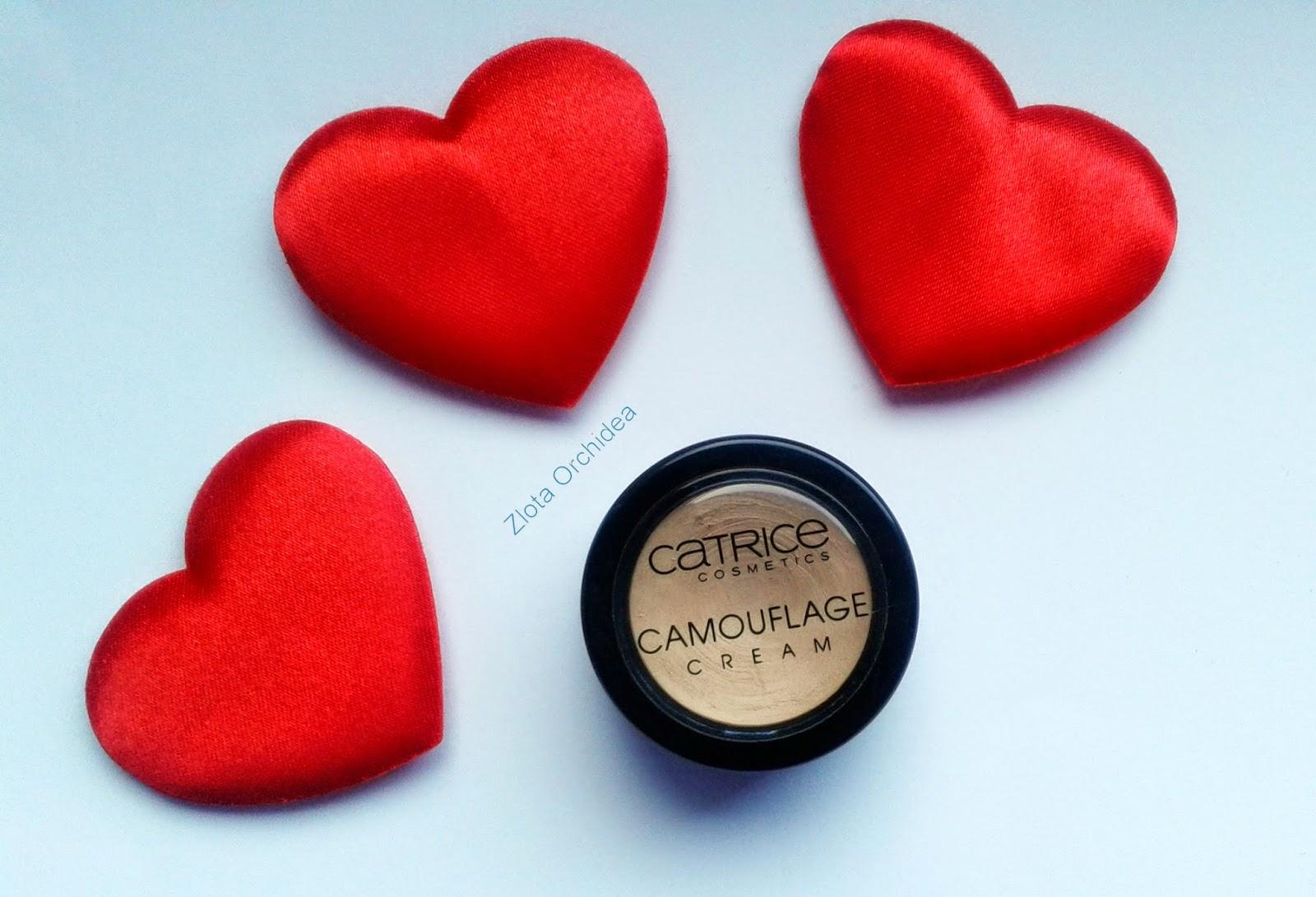 Korektor Catrice-Camouflage Cream