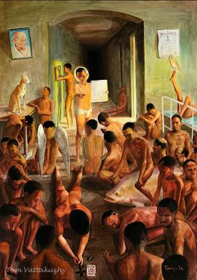 'Sakalathinum Porul'-Story-painting-HuesnShades