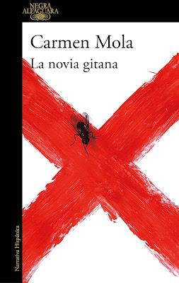 La novia gitana - Carmen Mola (2018)