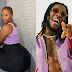 Burna Boy's alleged side chic, JoPearl speaks out! 'I'm in pain and want to move on'