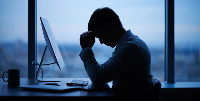 لماذا يصبح الكمبيوتر بطيء بعد الاتصال بالانترنت ؟