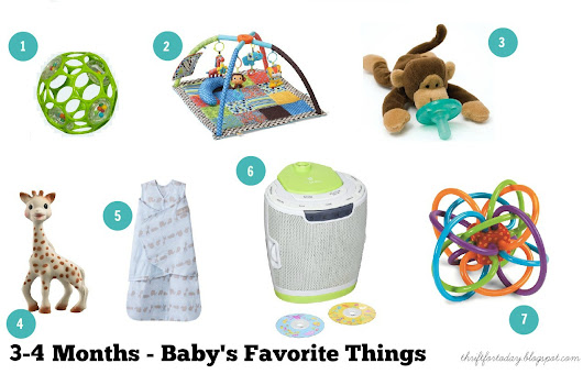 Baby's Favorite Things - Part 1