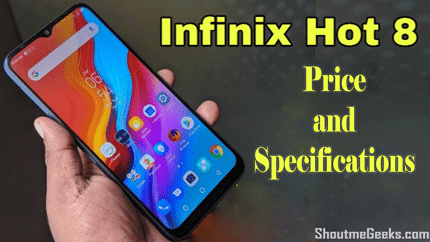infinix hot 8 price in india 7999 launch specifications features