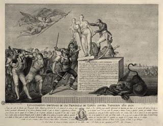 España declara la guerra a Napoleón