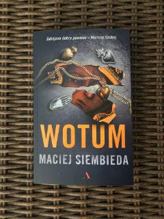 """""""Wotum"""" Maciej Siembieda, fot. paratexterka ©"""