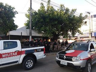 Policiais do 4º BPM realizam Operação Alvorada em cidades da região