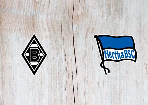 Borussia M.gladbach vs Hertha BSC -Highlights 27 June 2020